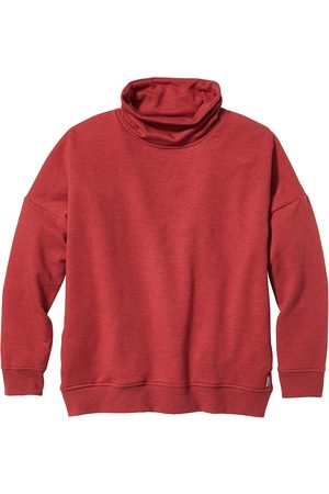 Eddie Bauer Damen Sweatshirts - Cozy Camp Sweatshirt mit Rollkragen Damen Gr. M