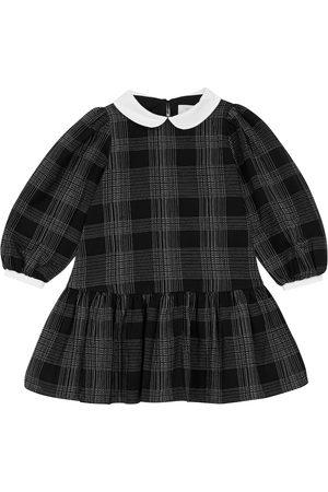 PAADE Kariertes Kleid aus Baumwolle