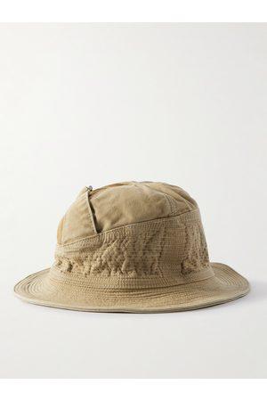 KAPITAL Herren Hüte - Quilted Cotton Bucket Hat