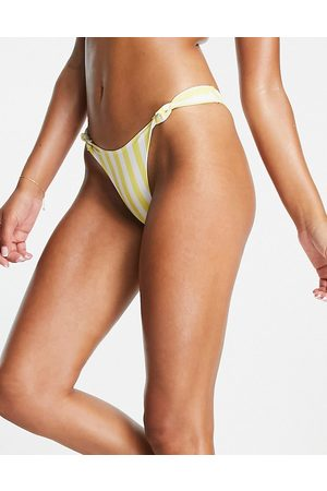 Playful Promises – Bikinihose in gestreift