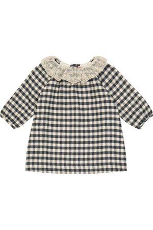 BONPOINT Baby Kleid Flavili aus Baumwolle