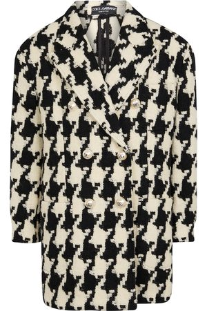 Dolce & Gabbana Mantel aus einem Wollgemisch