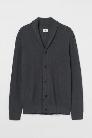 H&M Cardigan mit Schalkragen