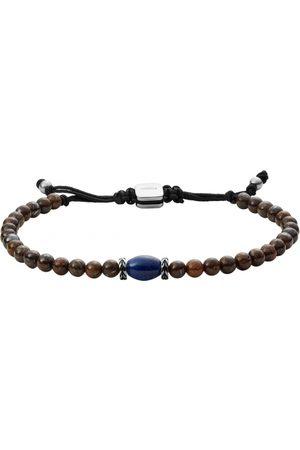 Fossil Armbänder - Armband - JF03842040 Edelstahl, Textil