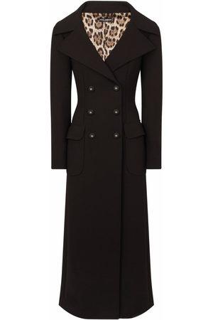 Dolce & Gabbana Damen Sommerjacken - Einreihiger Mantel