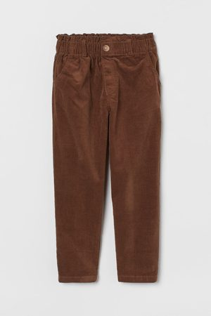 H&M Tapered - Cordhose Relaxed Fit