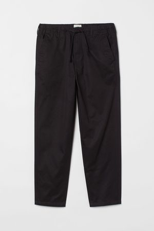 H&M Herren Tapered - Hose Relaxed Fit