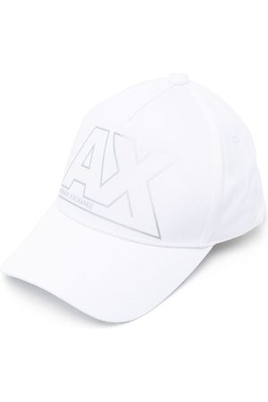 Armani Baseballkappe mit Logo-Print