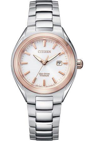 Citizen Uhren - EW2616-83A Damen rosé