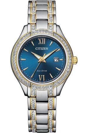 Citizen Uhren - Uhren - Silhouette Crystal - FE1234-50L Damen