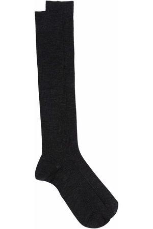 Dsquared2 Herren Socken & Strümpfe - Socken aus geripptem Strick