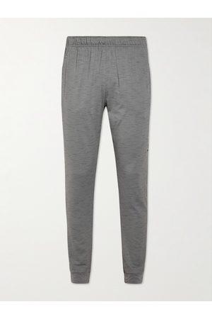 Nike Herren Jogginghosen - Slim-Fit Tapered Dri-FIT Recycled Jersey Training Sweatpants