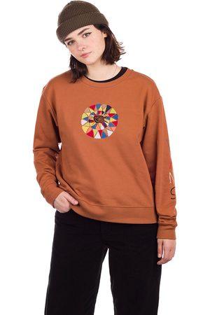 Vans Damen Sweatshirts - Hanna Scott Crew Sweater