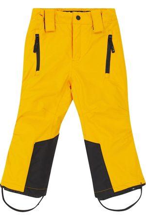 Molo Skihose Jump Yellow aus Softshell