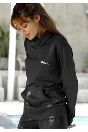Bench Sweatshirt, mit Stehkragen in Layeroptik