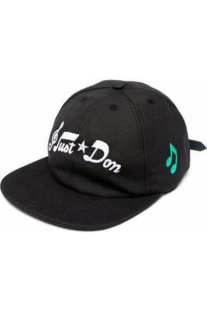 JUST DON Herren Hüte - Baseballkappe mit Logo-Stickerei