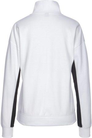Bench Sweatshirt »Contrast«, im Color-Blocking Design mit Logoprint