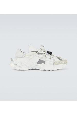 Dolce & Gabbana Herren Sneakers - Sneakers mit Leder