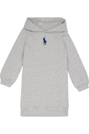 Ralph Lauren Besticktes Pulloverkleid aus Jersey
