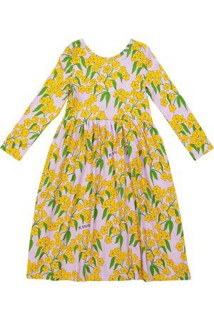 Mini Rodini Mädchen Bedruckte Kleider - Bedrucktes Kleid Alpine