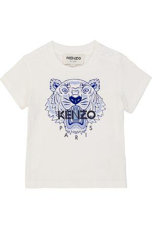 Kenzo Baby Bedrucktes T-Shirt