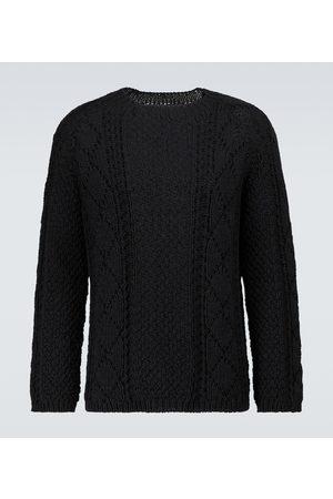 Maison Margiela Pullover aus Wolle