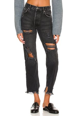 Free People Tapered Boggy Boyfriend in . Size 25, 26, 27, 28, 29, 30, 31, 32.