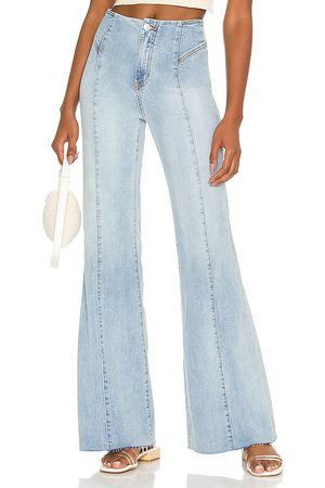 Free People CRVY Wild Honey Flare in . Size 25, 26, 27, 28, 29, 30, 31, 32.