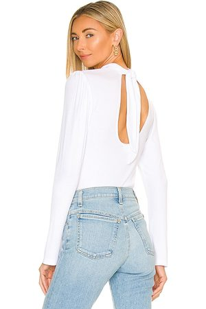LnA Mazzy Rib Long Sleeve Top in . Size M, S, XS.