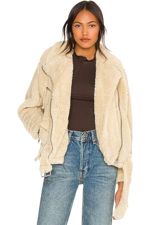 Free People So Cozy Slouchy Moto in . Size M, S, XL, XS.