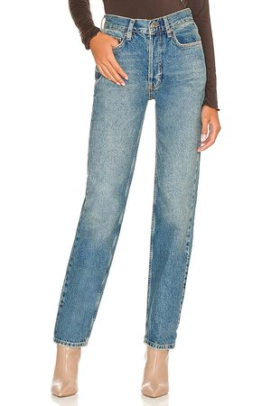 Free People The Lasso Straight Jean in . Size 25, 26, 27, 28, 29, 30, 31, 32.