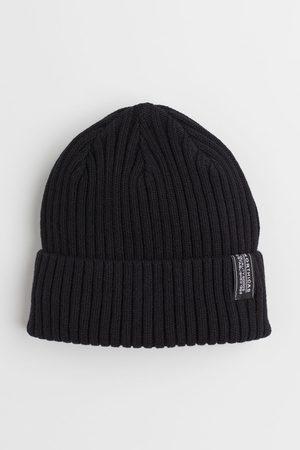 H&M Herren Hüte - Gerippte Mütze