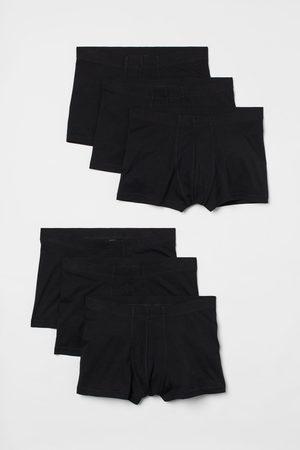 H&M 6er-Pack Kurze Trunks aus Baumwolle