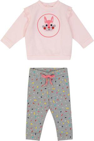 The Marc Jacobs Baby Set aus Pullover und Jogginghose