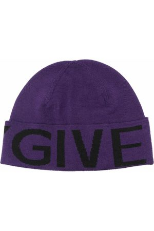 Givenchy Gestrickte Intarsien-Mütze