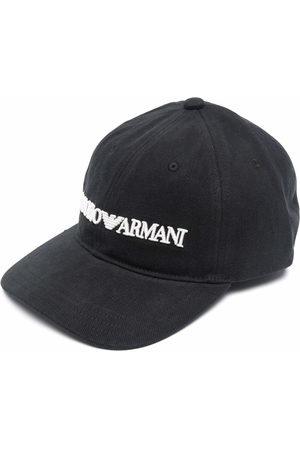 Emporio Armani Baseballkappe mit Logo-Stickerei