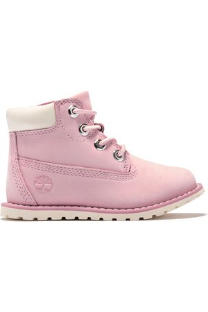 Timberland Stiefel - Pokey Pine 6-inch-stiefel Für Kleinkinder In Pink