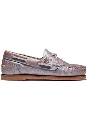Timberland Ek+ Classic Bootsschuh Für Damen In Silber Silber, Größe 36