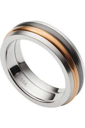 Fossil Ringe - Ring - Tri Tone - JF02344998 bicolor