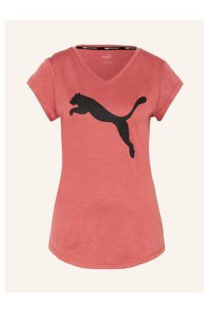 PUMA Damen Shirts - T-Shirt Favourite rosa