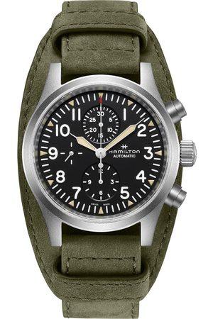 Hamilton Uhren - Uhren - Khaki Field Auto Chrono - H71706830 Herren