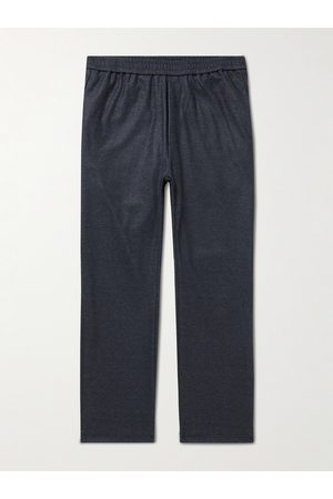BARENA Tapered Woven Trousers