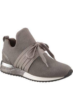 La Strada Slip-On Sneaker, mit aufgesetzer Zierschnürung