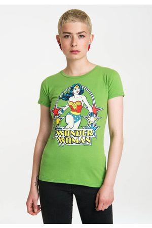 LOGOSHIRT T-Shirt mit auffälligem Retro-Print