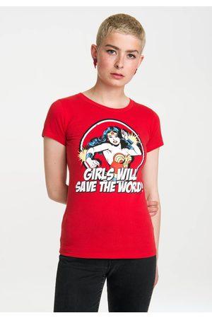 LOGOSHIRT T-Shirt mit tollem Retro-Print