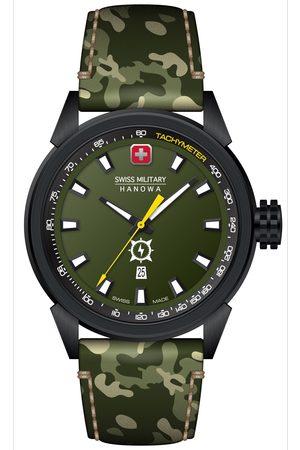 Swiss Military Hanowa Schweizer Uhr »PLATOON NIGHT VISION, SMWGB2100130«