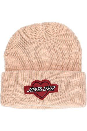 Santa Cruz Damen Mützen - Heart Strip Beanie