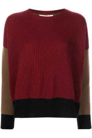 Marni Colour-block cashmere jumper