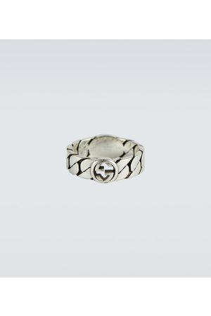 Gucci Ring mit ineinandergreifenden Gs