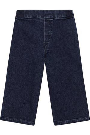 Caramel Jeans Beck mit weitem Bein
